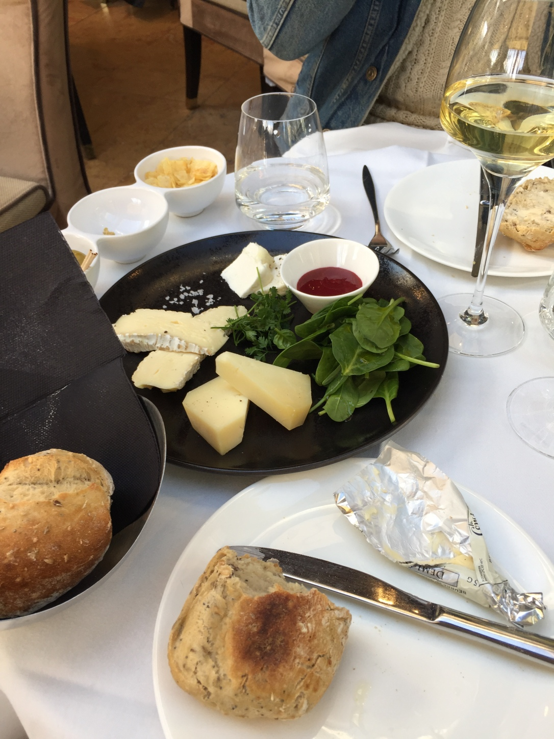 cheese and wine paris