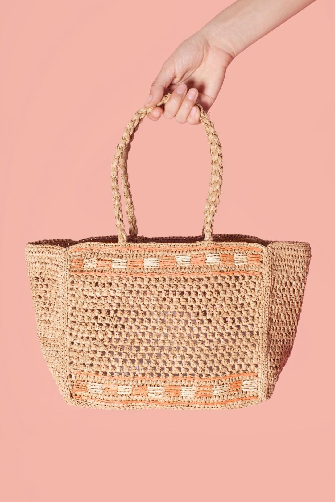 Route basket bag