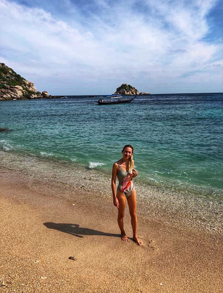 Thailand travel lotd fashion swimsuit