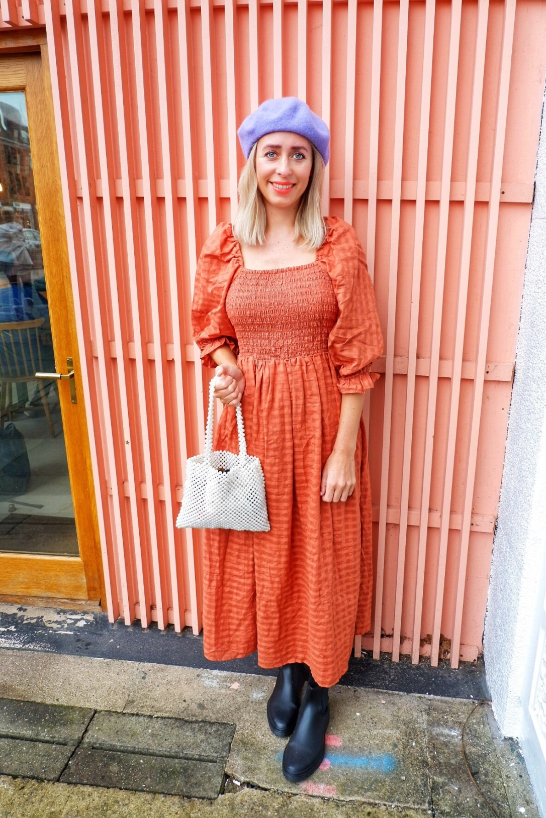 ASOS prairie dress